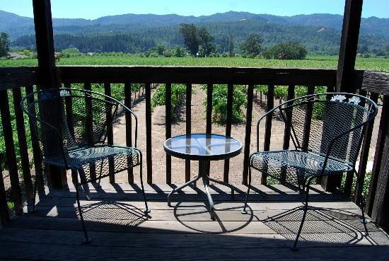 Photo of Milat Vineyards Accomodations St. Helena