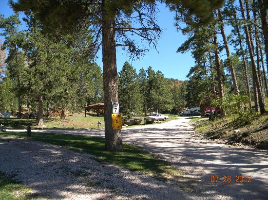 Horse Thief Campground: campground