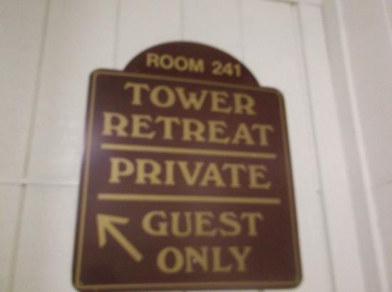 Anchor Inn: Tower Retreat