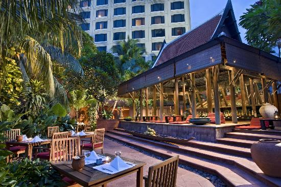 Sheraton Grande Sukhumvit, A Luxury Collection Hotel: The Sala