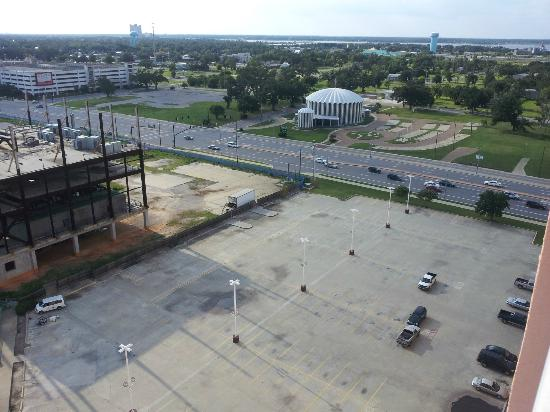 Isle Casino Hotel Biloxi: View