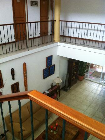 Buenavista Inn: interno