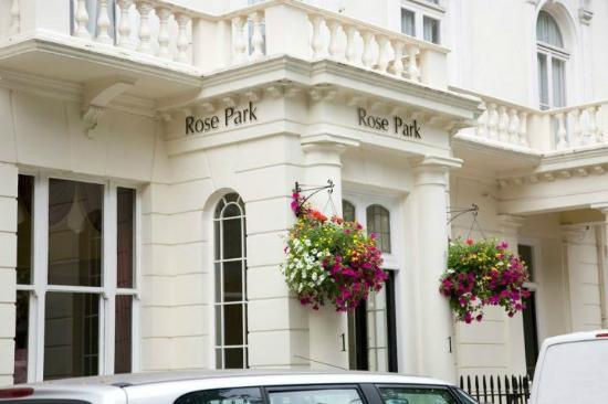 Rose park hotel