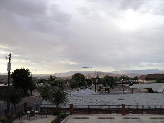BEST WESTERN Coral Hills: View from room 242