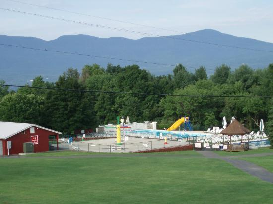 Sunny Hill Resort and Golf Course Catskills: view
