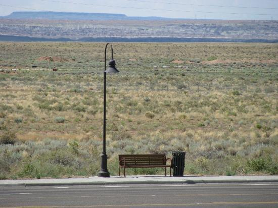 BEST WESTERN Arizonian Inn: bench