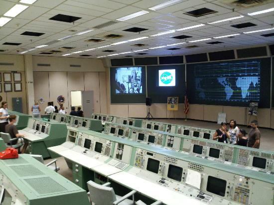 houston mission control center - photo #20