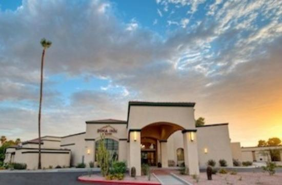 Days Inn And Suites Scottsdale North: Entrance