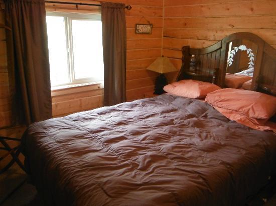 Tundra Rose Guest Cottages: Glacier Overlook Cottage