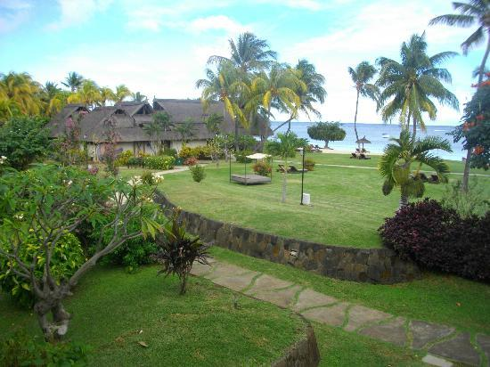 Sofitel Mauritius L'Imperial Resort & Spa: View from Our Room