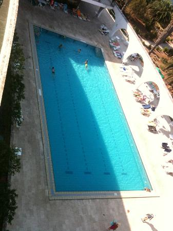 Hotel Arkada: pool