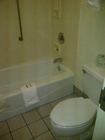 Baymont Inn & Suites Florence: Bathroom