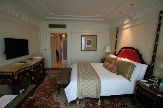 The Leela Palace New Delhi: Grand Deluxe Double Room