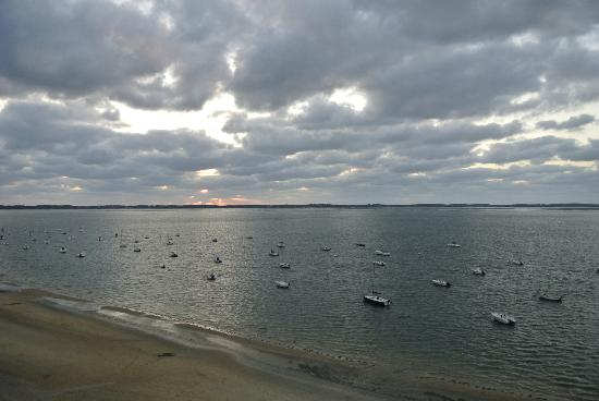 Hotel Les Vagues: Bucht von Arcachon