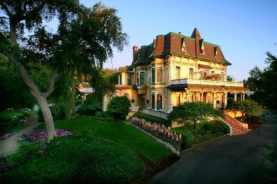 Photo of Madrona Manor Wine Country Inn and Restaurant Healdsburg