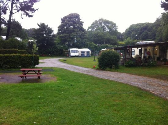 ‪Poldown Caravan and Camping Park‬