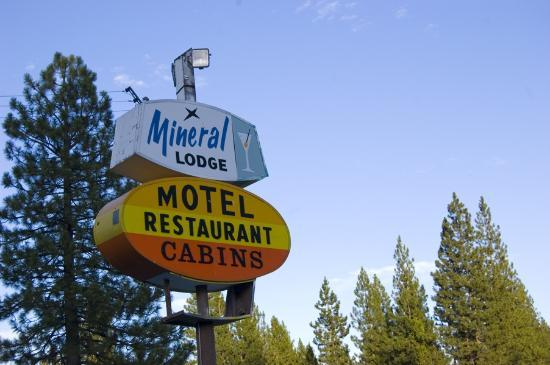 Lassen Mineral Lodge: Mineral Lodge