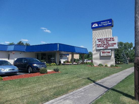 ‪Americas Best Value Inn Northwood‬