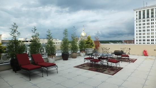 Bluegreen Vacations Studio Homes at Ellis Square, an Ascend Resort Collection: Checkin Patio