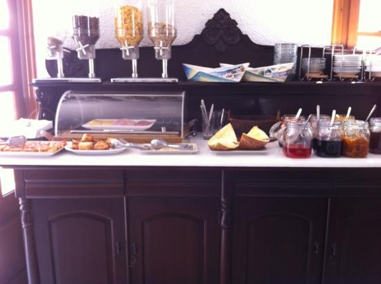 Hotel Galini &amp; Sofia Latina: colazione spettacolare