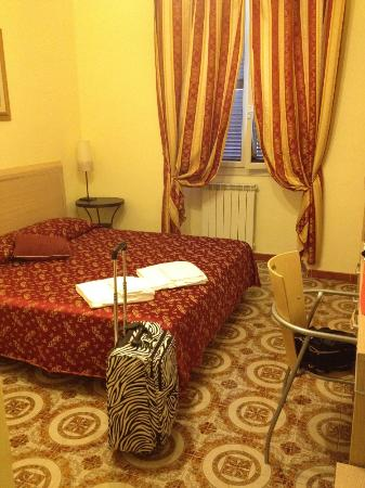 Hotel Malu': Double Room Standard for 115 Euro (29th May 2012)