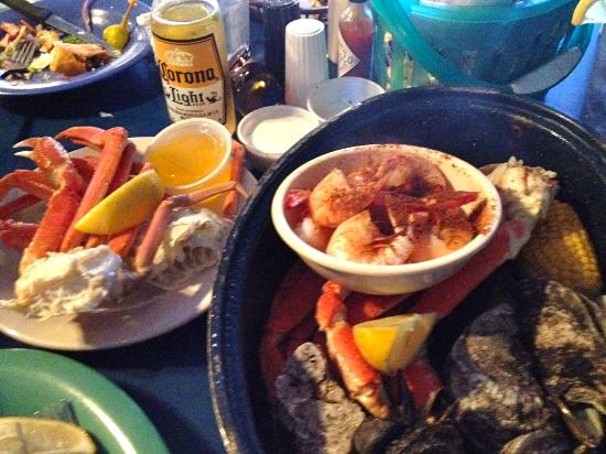 Bimini S Oyster Bar Seafood Cafe Myrtle Beach Sc