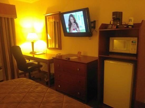 Comfort Inn Huntsville: king room