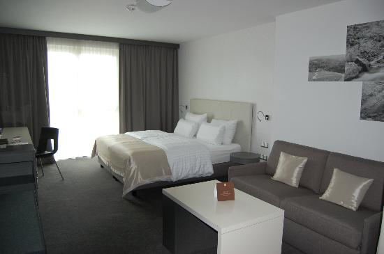 Hotel City Maribor: Room