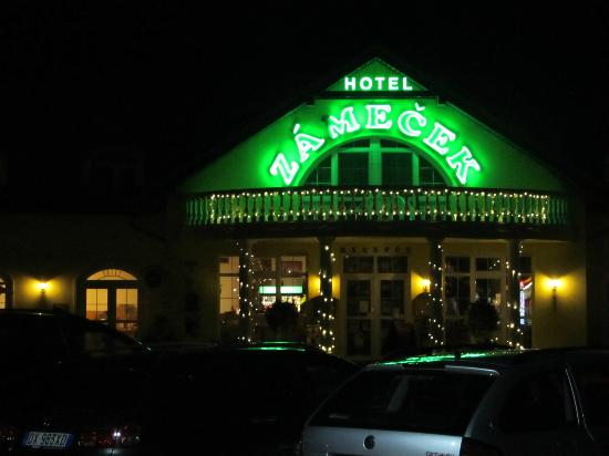 Hotel Zamecek Mikulov