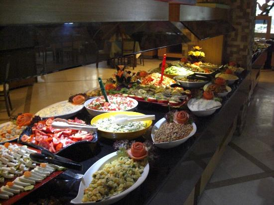Side West Resort: Buffet