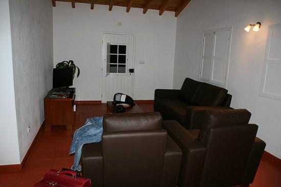 Rosais, Portugal: Living room