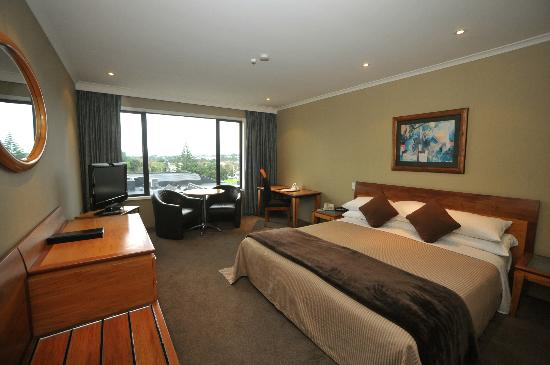 Quality Hotel Plymouth International: Deluxe Superior Executive Room