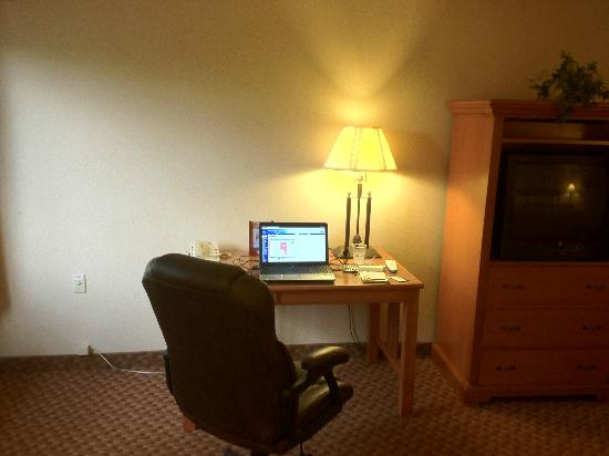 BEST WESTERN PLUS Airport Plaza Hotel: Desk Area