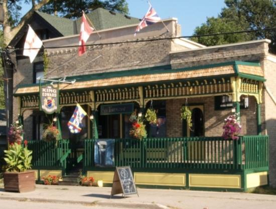 King Edward Restaurant Pub Ilderton Ontario