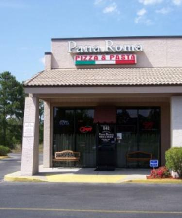 Pana Roma Pizza Panama City Florida
