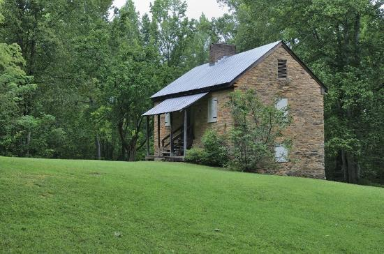 Oconee station state historic site walhalla reviews of for Home builders in oconee county sc