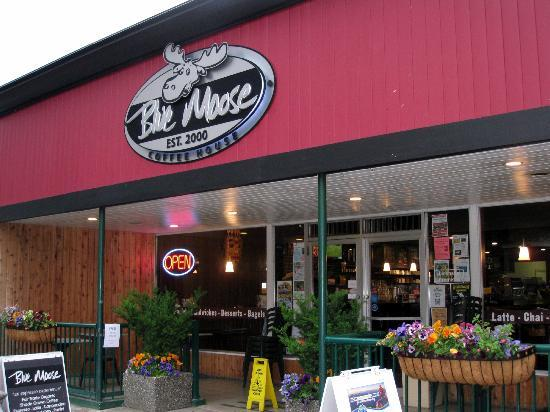 Blue Moose Restaurant Cafe
