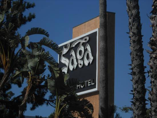Cable Tv Channels Listing Picture Of Saga Motor Hotel Pasadena Tripadvisor