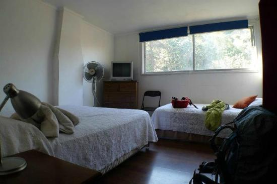 Hostal 168 Santa Lucia: ensuite double room