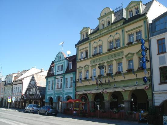 Photo of Hotel Labut Vrchlabi