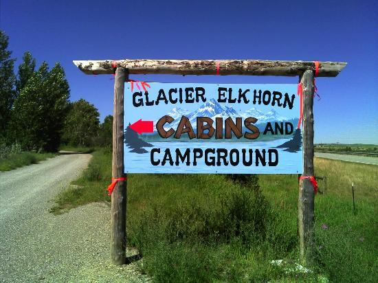 ‪Glacier Elkhorn Cabins & Campground‬