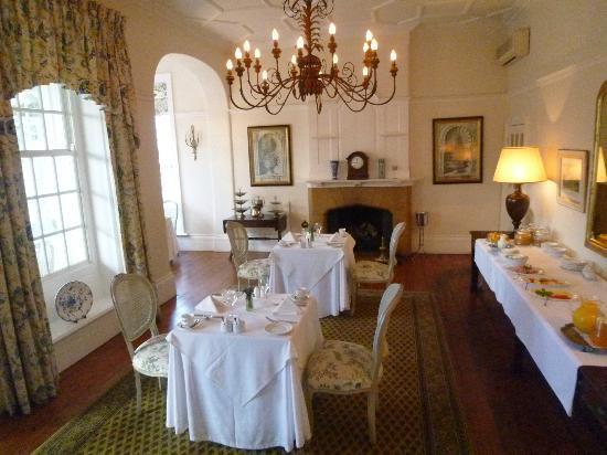 Highlands Country House: Dining room
