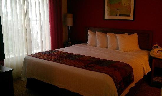 Residence Inn Buffalo Cheektowaga : Kingbed 