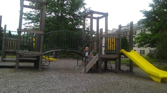 BEST WESTERN PLUS Country Cupboard Inn: Playground