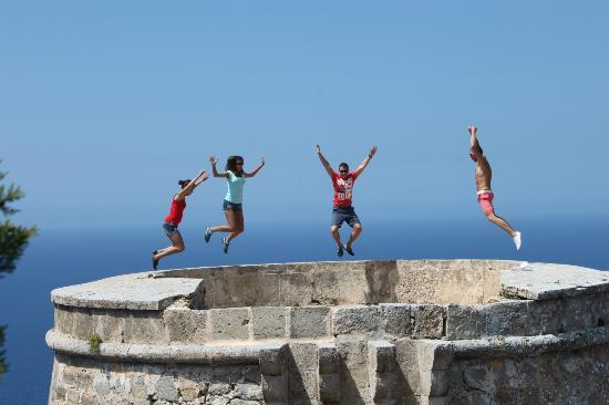 jump in nowhere - Picture of Es Vedra, Ibiza Town - TripAdvisor