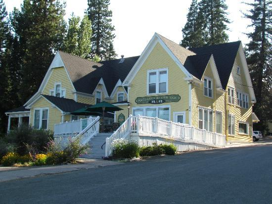 McCloud River Inn: Our home for 3 nights-lovely!