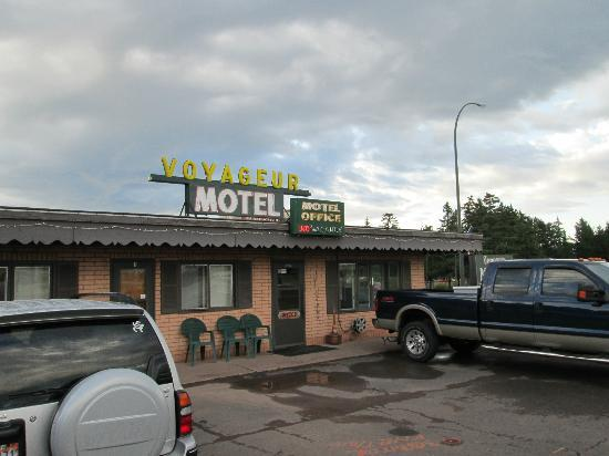 Voyageur Motel
