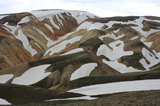 Iceland Travel - Day Tours: Landmannalaugar