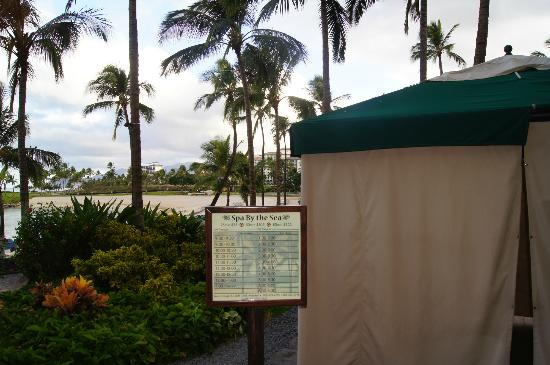 Beach View - Picture of Marriott's Ko Olina Beach Club