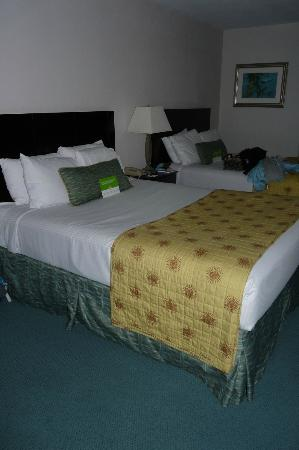 La Quinta Inn Monterey: Sleeping Area